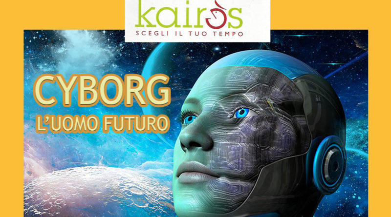 EVENTO: 26/11/2019 – Presentazione del libro: Cyborg, il volto dell'Uomo Futuro – Giovanni Giorgio