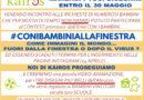 PROROGA KAIROS – INCENTIVO CONTEST #CONIBAMBINIALLAFINESTRA – 30 MAGGIO 2020