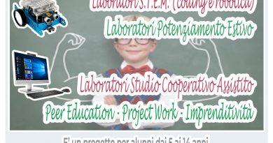 Progetto NEXT5-14 – lotta alle povertà educative e valorizzazione delle eccellenze